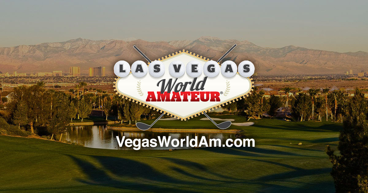 Ladies amateur golf las vegas